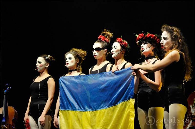 Ukraina jest kobietą – wywiad z członkiniami Dakh Daughters