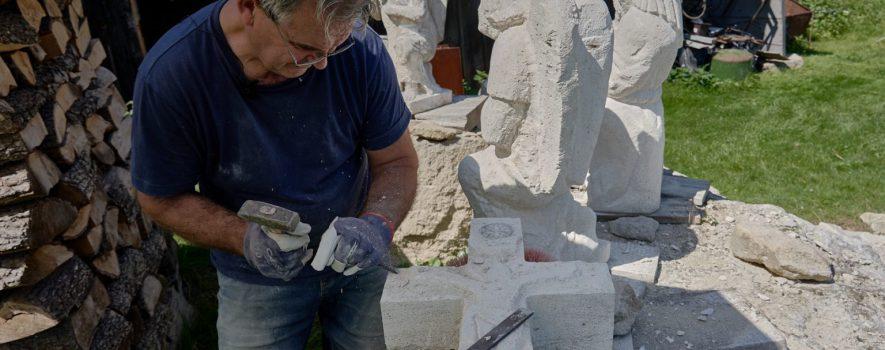 Kamieniarka bruśnieńska – historia i reaktywacja